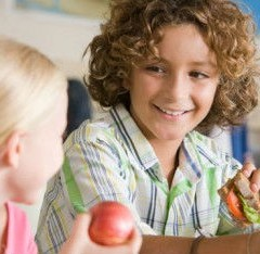 Does Cafeteria Food Make the Grade?