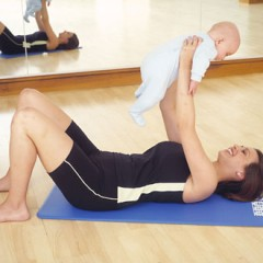 Why Exercise is Important After You Have a Baby