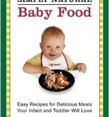 Simply Natural Baby Food