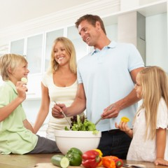 Family in Transition: Making the switch to a vegan diet