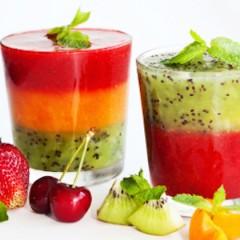 Blended Fruit