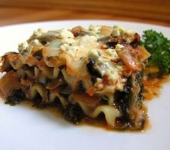 Layered and Luscious: Vegan Lasagna