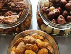 Go Nuts for Nuts and Seeds