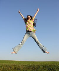 Spring Clean Your Body, Jump Start Your Life