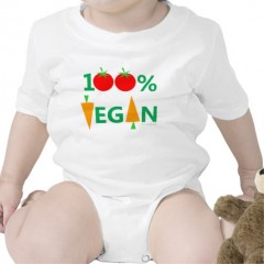 Vegan Baby Protein Sources