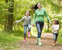 Walking With My Children: Vegetarian Virtues in Action