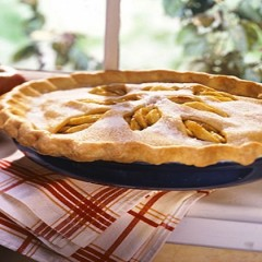 Almost Sugar Free Apple Pie