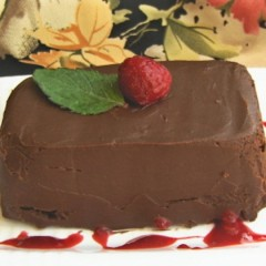 Decadent Chocolate Pâté