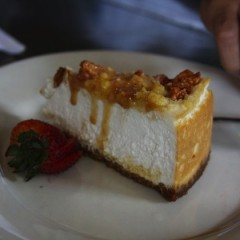 Delicious Tofu Cheesecake