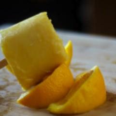 Orange-Vanilla Creamsicles