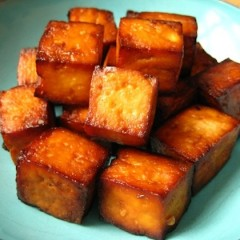 Orange Flavored Tofu