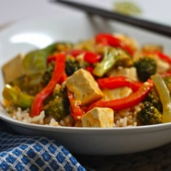 Vegan Thai-style Curry