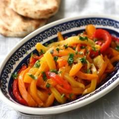 Bell Pepper Salad