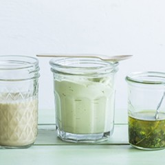 Dressings for Potato Salad