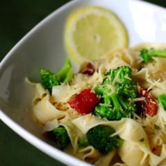 Fabulous Fettuccini Salad