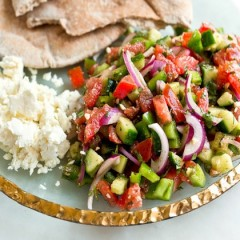 Turkish Sumac Salad