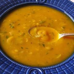 Squash and White Bean Soup