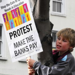 Positive Protesting with Children