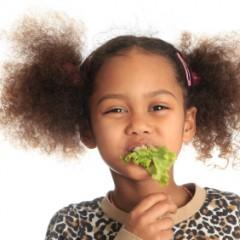 When Good Kids Go Vegetarian