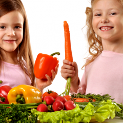 Raising Kids the Green Way