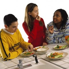 Help Wanted: Veggie Teens in Need of Support
