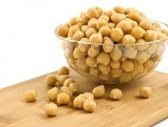 Let's Chat about Chickpeas