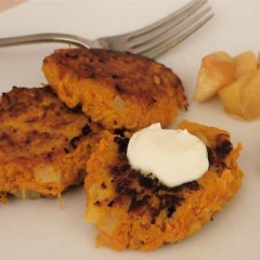 Baked Potato Latkes