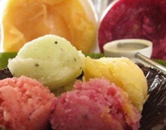 Sorbets: Cold, Fruity, and Delicious