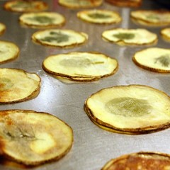 Window Pane Potato Chips