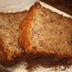 Fat Free Banana Bread