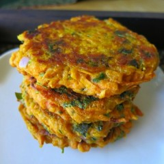 Lentil-Pistachio Patties