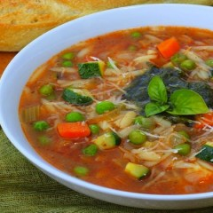 Mixed Vegetable Stew with Coconut