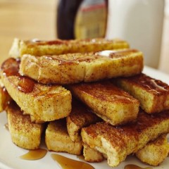 Nut Butter French Toast