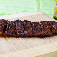 Vegan Barbecue Ribz