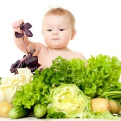 Top Five Tips for Raising Vegan Babies and Children
